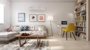 Retro Living Room by Living Room Modern Living Room Pinterest Interiors Behance