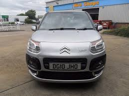citroen c3 picasso vtr 1 6 hdi silver manual mpv 2010 in