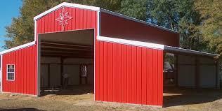 Texas Sale Barn Metal Buildings By Mcm Building East Texas