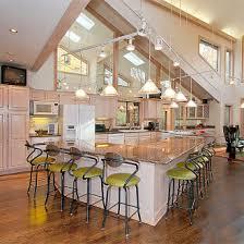 kitchen charming kitchen design ideas with open floor plans