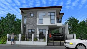 Modern 2 Story House Plans by Collections Of Small Two Storey House Free Home Designs Photos