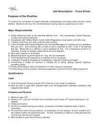 Driver Job Description Resume by Dispatcher Job Description Resume Resume For Your Job Application