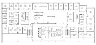 updated floor plan assemble park city office space