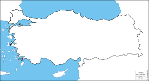 Map Turkey Turkey Free Map Free Blank Map Free Outline Map Free Base Map