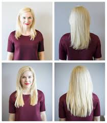 hotheads hair extensions hotheads hair extensions before and after gallery before and after