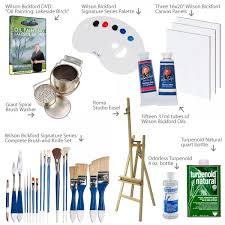 oil painting set beginner oil painting sets and kits jerrys