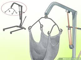 What Should You Not Do When Using A Stair Chair 3 Ways To Use A Hoyer Lift Wikihow