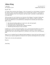 how to make a cover letter for a resume exles best manager cover letter exles livecareer