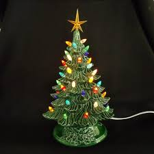 mini led lights small tree with decoration