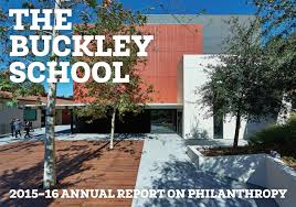 Kristine Brabson by 2015 2016 Annual Report On Philanthropy By The Buckley Issuu