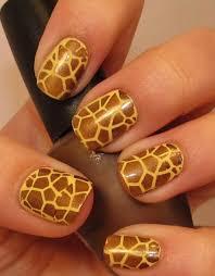 22 great ideas for animal print nail arts