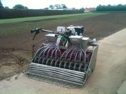 Walk Behind Seed Planter by Seed Drill All The Agricultural Manufacturers Videos Page 2