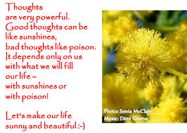 power of thoughts free ecards greeting cards 123