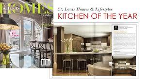 Kitchen Design St Louis Mo by Kitchen Of The Year Winner Interior Design Center Of St Louis Mo