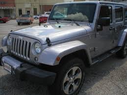 silver jeep rubicon denison car dealer sherman tx u0026 denison used cars fred pilkilton