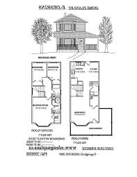 house plans small lot small two house plans narrow lot best home ideas
