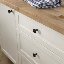 home depot for kitchen cabinet handles liberty rustic farmhouse 1 1 4 in 32mm matte black