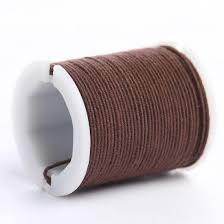 brown floral wire brown cloth covered floral wire wire rope string basic