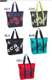 Eco Bag by Apworld Rakuten Global Market Tote Bag Le Coq Le Coq Sportif