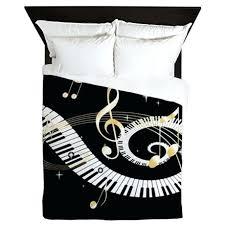 music themed queen comforter music bedding set myfilms club