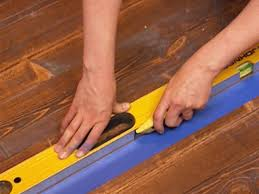 How To Get Paint Off Laminate Floor How To Create A Faux Rug With Paint Hgtv