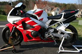 cbr for sale sold 2000 honda cbr 929 rr with stands sportbikes net