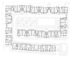 Moma Floor Plan Moma Small Scale Big Change Housing For The Fishermen Of Tyre