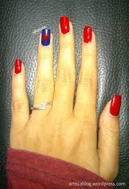 red heart nail art u2013 artisia
