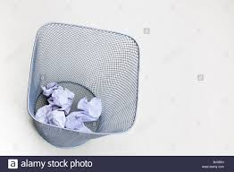 Waste Paper Bins Waste Paper Stock Photos U0026 Waste Paper Stock Images Alamy