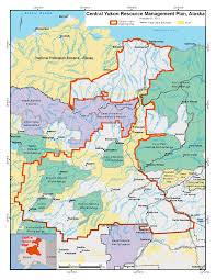 Barrow Alaska Map by Alaska Central Yukon Fo Central Yukon Resource Management Plan