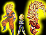 Dragon Ball Z 3 Wallpapers | Halv 8