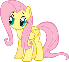 fluttershy anime colored by blue blaze999 on deviantart