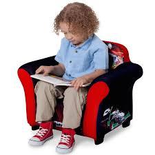 delta children disney pixar cars kids upholstered club chair