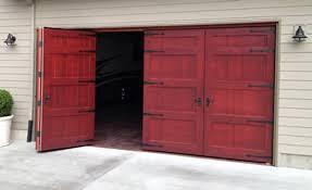 Overhead Door Hinges Bi Fold Garage Door Non Warping Patented Honeycomb Panels And With