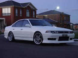 nissan cefiro nissan cefiro clean cut fresh white a31 goodness japan cars