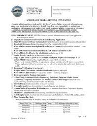 knik tribal affordable rental housing application by adrc mat su