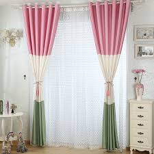 compare prices on modern curtains for living room pink online