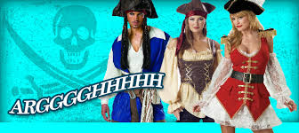 pirate costumes mr costumes