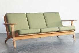 Hans Wegner Plank Sofa