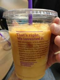 Coffee Bean Blended mucho mango blended picture of the coffee bean tea leaf