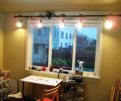 track lighting no wiring installing dimmable track lighting without house wiring 6 steps