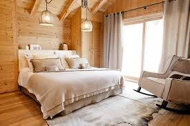deco chambre cosy deco chambre cosy inspirations et chambre deco chalet cuisine photo