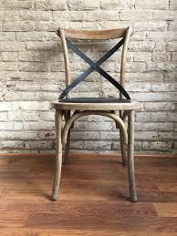 Cross Back Dining Chairs Union Rustic Lyndsay Antique Cross Back Upholstered Dining Chair