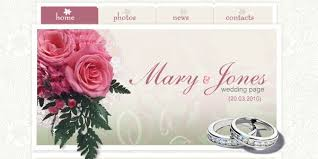 Program Template For Wedding Templates For Wedding Wblqual Com