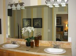 Custom Bathroom Mirror Custom Bathroom Mirrors Vanity Esp Supply Inc Mirror Throughout