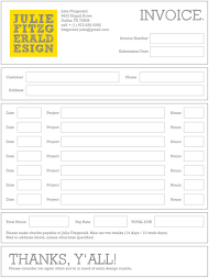 social work invoice template personal training templates for