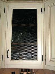 mesh cabinet door inserts mesh cabinet door inserts might be able to buy a kitchen only or the