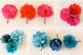 flower hair pins flower hair pins from handle spout katy elliott