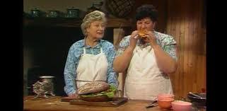 maite cuisine quand maïté se moquait gentiment du hamburger à la télé télévision