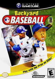 Backyard Sport Games Backyard Baseball Box Shot For Gamecube Gamefaqs